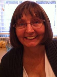 My twin sister, Tina 2012